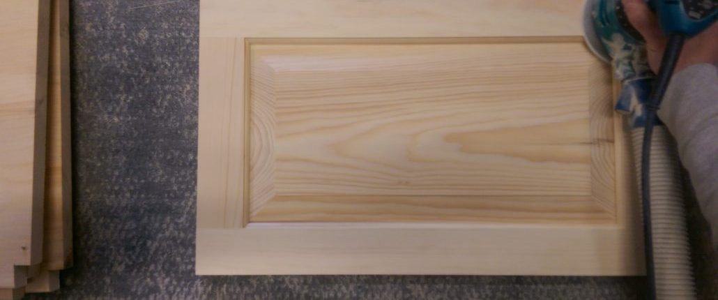 Porte de cuisine en bois meuble haut du mobilier adapt for Porte en bois pour cuisine