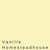 Peinture de lait vanille Homestead house pour finition de meuble écologique en vente chez L'Ébénisterie de Lanaudière